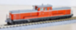 KATO, DD51 842お召機, 7008-5, カプラー交換, 入線, レビュー, 入線準備, DD51, 中期耐寒形, 7008-7
