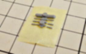 KATO, DF50, 7009, 7009-1, 7009-2, インレタ, 転写シール, メタルインレタ, 信号煙管2