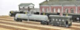 飯田線貨物列車セット, KATO, タキ25000, 10-1426, カプラー交換, TOMIX, 2776, 車間短縮ナックルカプラー(28-187), ナハフ11かもめナックルカプラー(Z05-1376), 入線, レビュー 飯田線、ヨ5000