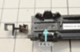 ポポンデッタ, 2軸貨車, カプラー交換, KATOカプラー化, 車間短縮ナックルカプラー(28-188), ナハフ11かもめナックルカプラー(Z05-1376), レ2900, ワム70000
