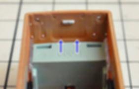 KATO, DF50, 7009, 7009-1, 7009-2, 運転台, 分解1