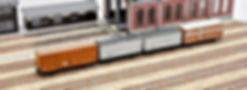 マイクロエース, 河合, ポポンデッタ, ナハフ11かもめナックルカプラー(Z05-1376), ワム80000, MICRO ACE, KATO, 2軸貨車, カプラー交換, KATOカプラー化, 車間短縮ナックルカプラー(28-188), EF66前期形ナックルカプラー(Z01-0224),レ5000, レ6000, タム5000