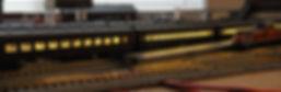 LED室内灯クリア, KATO, スハ32系中央本線普通列車7両セット(10-1320), スハ32(5256), スハフ32(5257), スハ33(5258), マヌ34, スユニ61, マニ60, オハフ33
