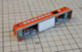 KATO, DF50, 7009, 7009-1, 7009-2, スチレンボード2
