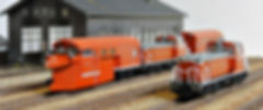 KATO, DD16, 7013, DD16 304 ラッセル式除雪車セット, 10-1127, カプラー交換, 入線,レビュー, 入線準備
