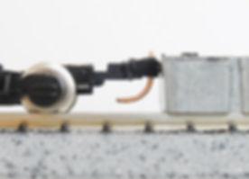 KATOカプラーN, TOMIX, ボギー貨車, KATO, 車間短縮ナックルカプラー(28-187), ナハフ11かもめナックルカプラー(Z05-1376 ), カプラー交換, トミックス