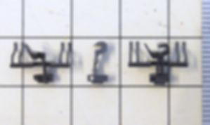 KATOカプラーN(黒)(11-702) KATOカプラーN JP A(11-721) 組立て