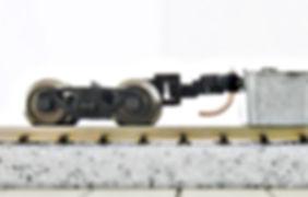 MICRO ACE, マイクロエース, ボギー貨車, カプラー交換, 車間短縮カプラー(28-187), KATOカプラーN(11-702), ナハフ11かもめナックルカプラー(Z05-1376), タキ6150, A2675, タキ11000