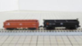 ポポンデッタ, ホキ8500, 7068, 7069, カプラー交換, 車間短縮ナックルカプラー(28-187), ナハフ11かもめナックルカプラー(Z05-1376)、KATOホキ2500