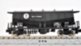 ポポンデッタ, トレーラー車輪(黒)N, 1104, 河合, ホキ5700, タキ12200, タキ5450, 黒染め車輪, KATO, TOMIX, 車輪交換