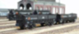 ポポンデッタ, ホキ8500, 7068, 7069, カプラー交換, 車間短縮ナックルカプラー(28-187), ナハフ11かもめナックルカプラー(Z05-1376)、