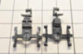 河合, カワイ, 貨車, カプラー交換, 車間短縮カプラー(28-187), ナハフ11かもめナックルカプラー(Z05-1376), KATO, ボギー貨車, KAWAI