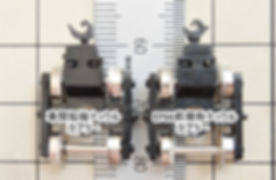 河合, カワイ, ボギー貨車, カプラー交換, 車間短縮カプラー(28-187), ナハフ11かもめナックルカプラー(Z05-1376), EF66前期形ナックルカプラー(Z01-0224), KATO, ホキ5700, 小野田セメント, 日立セメント, ホキ9800, ホキ10000