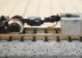 TOMIXマルチレールクリーニングカー(6425)、KATOカプラーN(11-702), スタンダードゲージ(11-716)