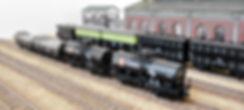 2軸貨車, 車間短縮, 自動連結, EF66前期形ナックルカプラー(Z01-0224), 車間短縮ナックルカプラー(28-187), カプラー交換, ナックル化, 突き当て連結, KATO
