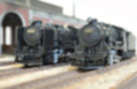 KATO, D51(長野式集煙装置付) 2016-6, D51重連ナックルカプラー(スノープロウ付) Z02L1633, C62 2重連ナックルカプラー(Z02-1705), D51重連ナックルカプラー(スノープロウ付) Z02L1633, D51, D51標準長野スノープロウ(Z02-2443), 9600