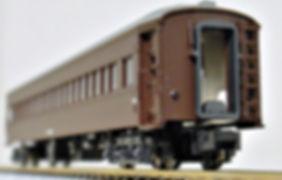 KATO, スハ32系中央本線普通列車7両セット(10-1320), スハ32(5256), スハフ32(5257), スハ33(5258), マヌ34, スユニ61, マニ60, オハフ33