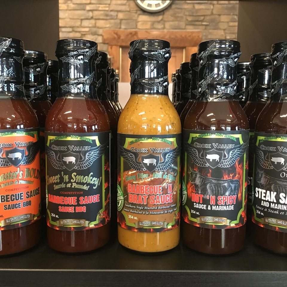 Croix Valley Sauces