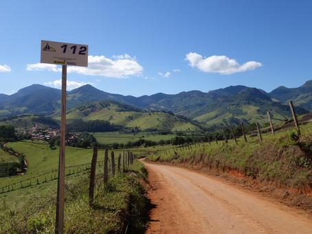 Caminho da Fé: Duas Amigas atravessando a Serra da Mantiqueira
