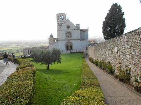 Caminho de Assis - Itália: uma rota onde a busca espiritual de São Francisco, Santa Clara e Santo An