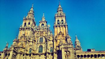 Caminho de Santiago - Português: Ver a Catedral aproximar-se dá aquele arrepio, do desafio concluído