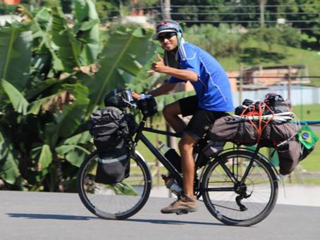 SP a Cananéia: Viver, comer e trabalhar, um novo ritmo sobre duas rodas