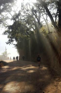 beyourtrip - caminho da luz