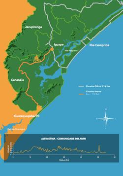 mapa atrativo 4 - comunidade do ariri