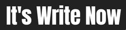 It's Write Now