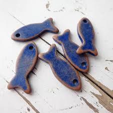 Fish Necklace Pendant