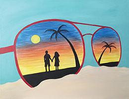 Sand and Sunglasses