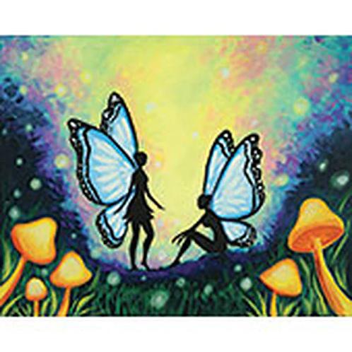 Buttefly fairies