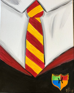 Harry Uniform