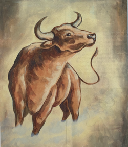 Abstract Ox
