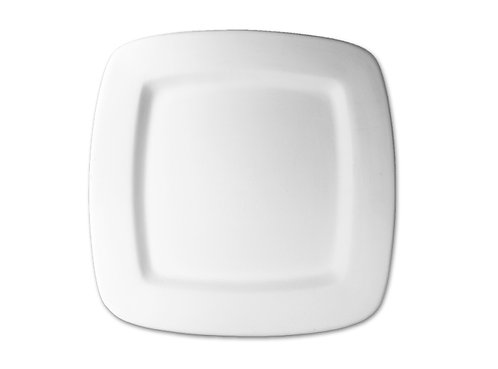 Rim Square Plate