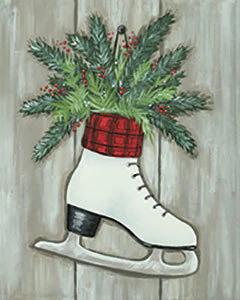 Ice Skate Evergreen