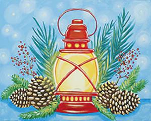 holiday lantern