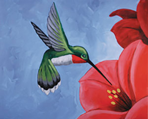 Hummingbird Small