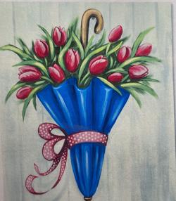 Umbrella Bouquet