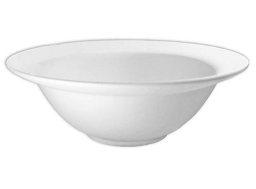 Large Rim Serving Bowl