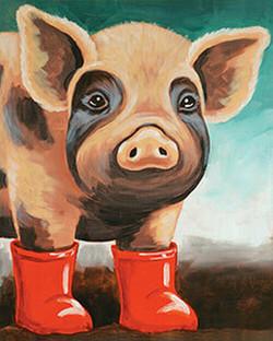 Posh Piggy