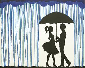 meet me in rain