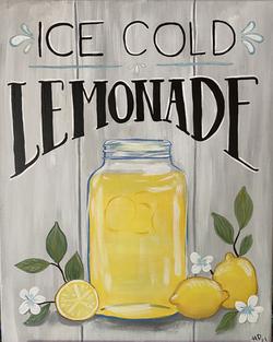 Ice Cold Lemondade