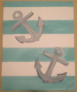 Double anchor