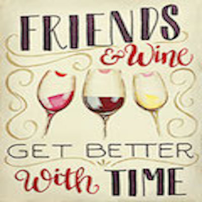 Friends & Wine