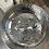 Thumbnail: Hammered aluminium crab bowl