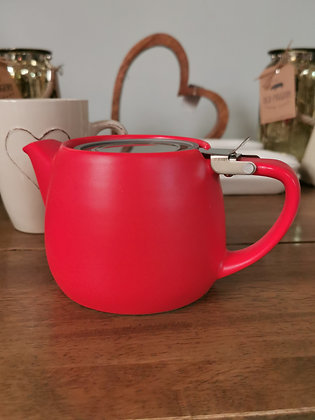 pluto teapot with infuser loose leaf