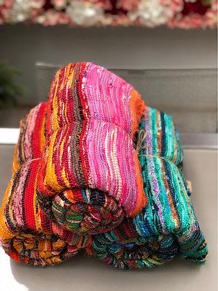 Indian rag rugs