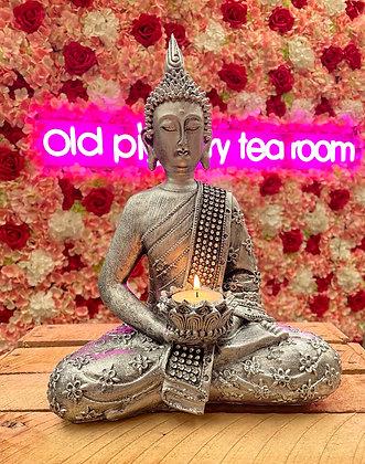 Buddha with tea light holder