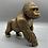 Thumbnail: Bronzed gorilla